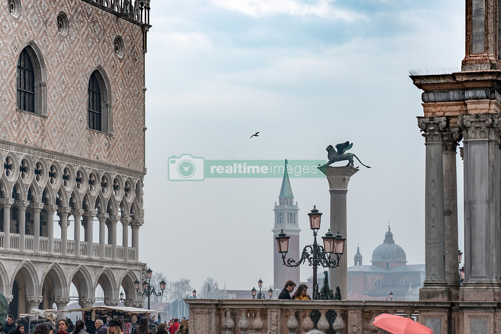 General views of Venice. From a series of travel photos in Italy. Photo date: Sunday, February 10, 2019. Photo credit should read: Richard Gray/EMPICS