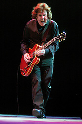 Gary Moore who died while on holiday in Spain February 6th 2011 pictured when he opened on the first night of 5 UK dates during BB King's Farewell tour Sheffield  Hallam FM Arena on the 29 March 2006 ..Images © Paul David Drabble