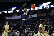 2017.12.31 Notre Dame at Wake Forest