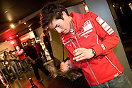 Ducati Welcomes Nicky Hayden at Socal Ducati