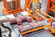 Coca Cola Bottling Plant in Lüneburg, Germany