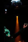 28 January 2011- New York, NY- Bilal performs at Bilal Produced by Jill Newman Productions held at Highline Ballroom on January 28, 2011 in New York City.  Photo Credit: Terrence Jennings