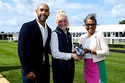 Winner of Best groomed race 1 - Mandatory by-line: Robbie Stephenson/JMP - 04/09/2019 - PR - Bath Racecourse - Bath, England - Bath Races