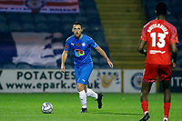 Jordan Keane. Stockport County FC 4-0 Chesterfield FC. Emirates FA Cup. 4.11.20