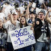Dec 30  2017  Glendale, AZ  U.S.A. Penn State Fans after the NCAA Playstation Fiesta Bowl football game between Washington Huskies and the Penn State Nittany Lions 35-28 Penn State win at University of Phoenix Stadium Glendale, AZ. Thurman James / CSM