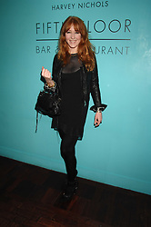 CHARLOTTE TILBURY at a dinner in honour of Francisco Costa of Calvin Klein hosted by Vogue at the Fifth Floor restaurant, Harvey Nichols, London on 28th March 2007.<br /><br />NON EXCLUSIVE - WORLD RIGHTS