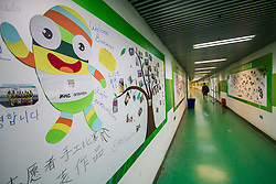 16-08-2014 CHN: Summer Youth Olympic Games, Nanjing<br /> Main Media Center <br /> <br /> ***NETHERLANDS ONLY***