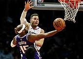 Basketball: 20171012 Los Angeles Clippers vs Sacramento Kings