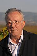 Joan Mila, owner winemaker. Mas Comtal, Avinyonet, Penedes, Catalonia, Spain