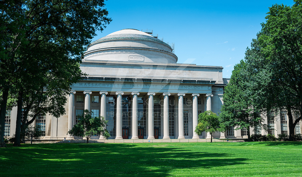 Maclaurin Building on the MIT campus in Cambridge.