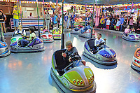 Fun on the dodgems! Fiesta, San Pedro de Alcantara, Marbella, Spain, 15th October 2015, 201510151774<br />