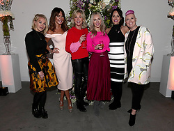 EXCLUSIVE: Celebs attend the pink ribbon charity lunch at the Bluebird Cafe , Chelsea. 30 Jan 2019 Pictured: Lizzie Cundy. Photo credit: W8Media / MEGA TheMegaAgency.com +1 888 505 6342