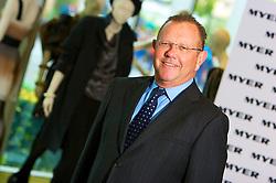 Myer Executive Chairman, Bill Wavish
