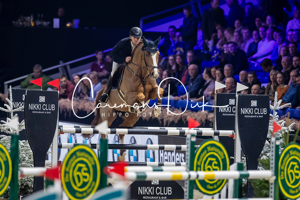 Beyers Guy, BEL, Mithras de Regor<br /> Jumping Mechelen 2019<br /> © Hippo Foto - Dirk Caremans<br />  27/12/2019