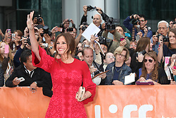 Sept. 9, 2013 - Toronto, Canada - JULIA ROBERTS arrives on the red carpet of the film 'August: Osage County' - 38th Toronto International Film Festival 2013. (Credit Image: © Visual/ZUMAPRESS.com)