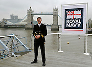 London, Great Britain, Peter REED, announcement to continue rowing through to London 2012, at HMS President Thursday 06/11/2008, [Mandatory Credit. Peter Spurrier/Intersport Images]
