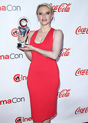 LAS VEGAS, NV, USA - APRIL 26: CinemaCon Big Screen Achievement Awards 2018 held at Omnia Nightclub at Caesars Palace during CinemaCon, the official convention of the National Association of Theatre Owners on April 26, 2018 in Las Vegas, Nevada, United States. 26 Apr 2018 Pictured: Kate McKinnon. Photo credit: Xavier Collin/Image Press Agency / MEGA TheMegaAgency.com +1 888 505 6342