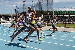 adidas Grand Prix Diamond League Track & Field: Men's 800m, David Rudisha, Kenya