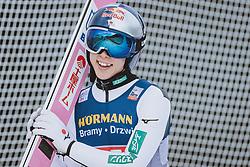 03.01.2021, Bergiselschanze, Innsbruck, AUT, FIS Weltcup Skisprung, Vierschanzentournee, Innsbruck, Einzelbewerb, Herren, im Bild Ryoyu Kobayashi (JPN) // Ryoyu Kobayashi of Japan during the men's individual competition for the Four Hills Tournament of FIS Ski Jumping World Cup at the Bergiselschanze in Innsbruck, Austria on 2021/01/03. EXPA Pictures © 2020, PhotoCredit: EXPA/ JFK