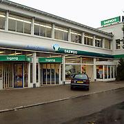 Deawoo dealer Auto Wester Wegastraat 16 Den Haag ext.