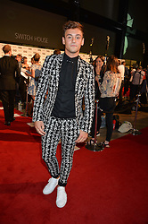 TOM DALEY at the GQ Men of The Year Awards 2016 in association with Hugo Boss held at Tate Modern, London on 6th September 2016.