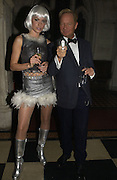 Tony Hickox and Natasha Kill. Andy and Patti Wong host  party to cleebrate then Chinese New Year of the Dog. Royal Courts of Justice. Strand. London. 28 January 2006. © Copyright Photograph by Dafydd Jones 66 Stockwell Park Rd. London SW9 0DA Tel 020 7733 0108 www.dafjones.com