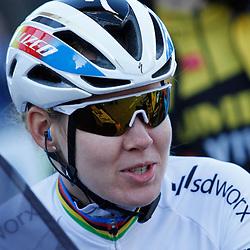 25-04-2021: Wielrennen: Luik Bastenaken Luik (Vrouwen): Luik: Anna van der Breggen