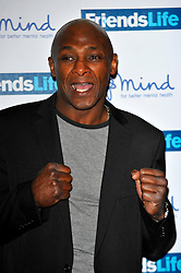 Herol Graham attends the Mind Media Awards 2012, BFI Southbank, Belvedere Road, London, United Kingdom, November 19, 2012. Photo by Chris Joseph / i-Images.