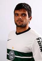 """Brazilian Football League Serie A / <br /> ( Coritiba Foot Ball Club ) - <br /> Norberto Pereira Marinho Neto """" Norberto """""""