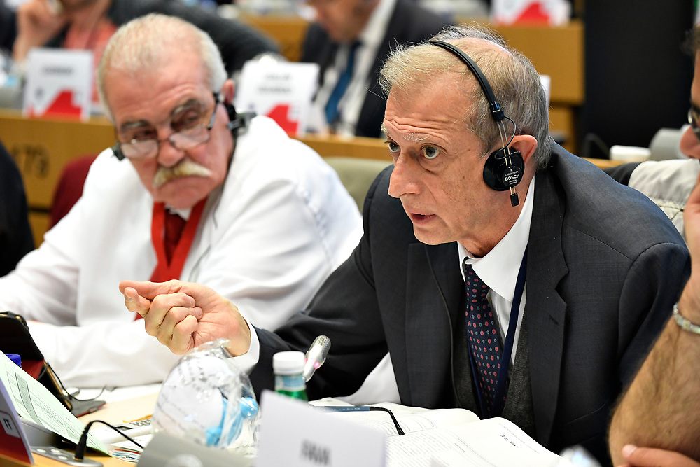 11 May 2017, 123rd Plenary Session of the European Committee of the Regions <br /> Belgium - Brussels - May 2017 <br /> FASSINOPiero © European Union / Fred Guerdin