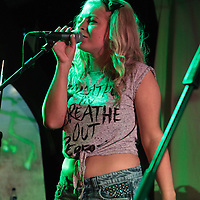 Dirty North  performing live at FrankFest, Jabez Clegg, Manchester, 2012-03-31