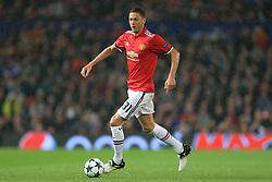 12th September 2017 - UEFA Champions League - Group A - Manchester United v FC Basel - Nemanja Matic of Man Utd - Photo: Simon Stacpoole / Offside.