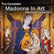 Pictures & Images of Virgin Madonna & Child in Medieval Art -