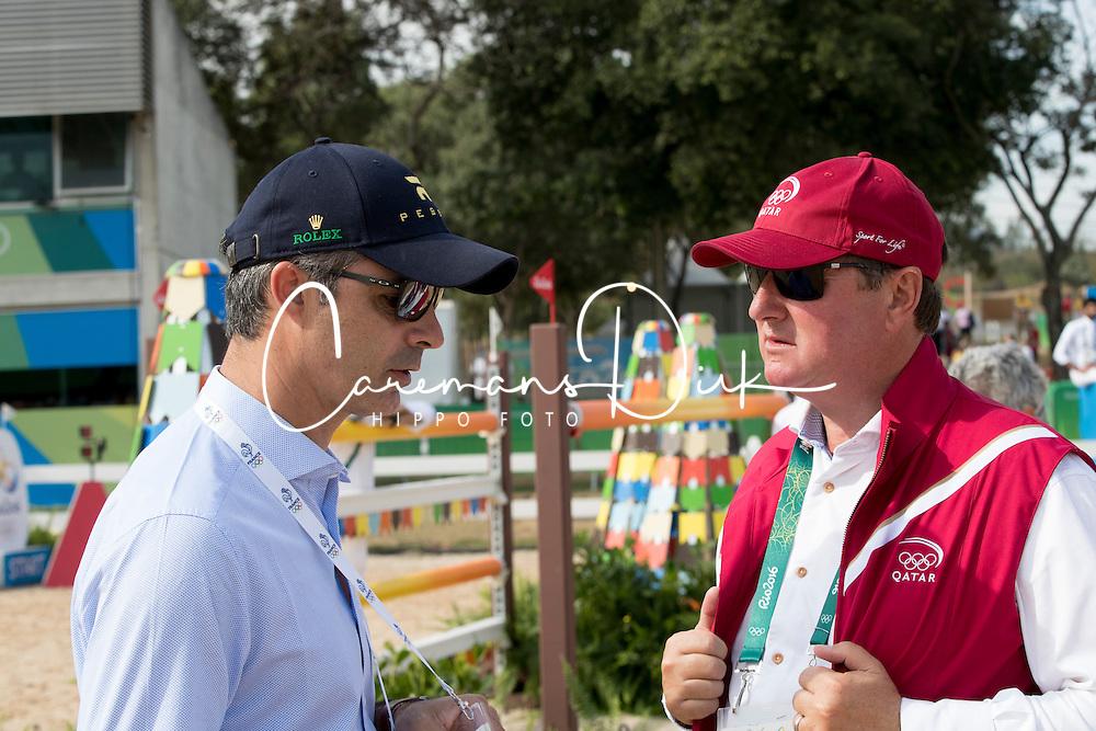 Pessoa Rodrigo, BRA, Tops Jan, NED<br /> Olympic Games Rio 2016<br /> © Hippo Foto - Dirk Caremans<br /> 16/08/16