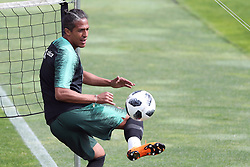 May 30, 2018 - Lisbon, Portugal - Portugal's defender Bruno Alves in action during a training session at Cidade do Futebol (Football City) training camp in Oeiras, outskirts of Lisbon, on May 30, 2018, ahead of the FIFA World Cup Russia 2018 preparation matches against Belgium and Algeria...........during the Portuguese League football match Sporting CP vs Vitoria Guimaraes at Alvadade stadium in Lisbon on March 5, 2017. Photo: Pedro Fiuzaduring the Portugal Cup Final football match CD Aves vs Sporting CP at the Jamor stadium in Oeiras, outskirts of Lisbon, on May 20, 2015. (Credit Image: © Pedro Fiuza/NurPhoto via ZUMA Press)