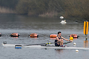 Caversham. Berkshire. UK<br /> Ian MANDALE.<br /> 2016 GBRowing U23 Trials at the GBRowing Training base near Reading, Berkshire.<br /> <br /> Monday  11/04/2016 <br /> <br /> [Mandatory Credit; Peter SPURRIER/Intersport-images]