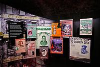 République d'Irlande, Dublin, EPIC The Irish Emigration Museum, un musée interactif, racontant l'histoire de la diaspora irlandaise // Republic of Ireland; Dublin, EPIC The Irish Emigration Museum, an interactive museum, telling the story of the Irish diaspora