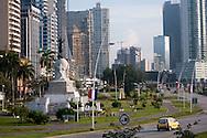Panamá es la capital de la República de Panamá,de la provincia de Panamá y cabecera del distrito homónimo. Es la ciudad más grande y poblada del país, alcanzando oficialmente los 880.691 habitantes dentro de su municipio y 1.206.792 habitantes en su área metropolitana. ©Victoria Murillo/Istmophoto.com
