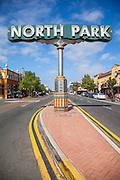 North Park Mainstreet San Diego