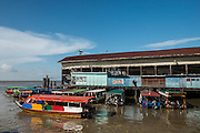 Stabroek Market ferry port<br /> Georgetown<br /> GUYANA<br /> South America