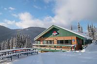 Gibson Pass Ski Area, Manning Provincial Park British Columbia