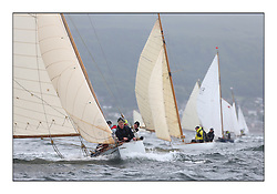 Day two of the Fife Regatta,Passage race to Rothesay.<br /> <br /> Class 3 boats with Oblio, Gordon Turner, GBR, Gaff Cutter, Wm Fife 3rd, 2007<br /> <br /> * The William Fife designed Yachts return to the birthplace of these historic yachts, the Scotland's pre-eminent yacht designer and builder for the 4th Fife Regatta on the Clyde 28th June–5th July 2013<br /> <br /> More information is available on the website: www.fiferegatta.com