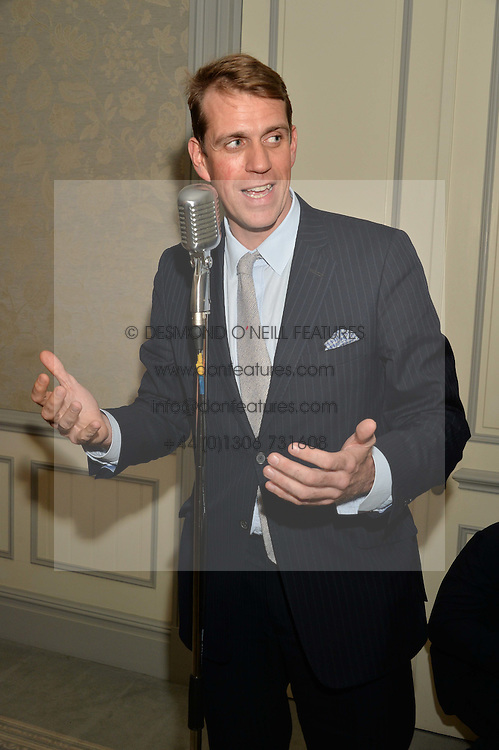 BEN ELLIOT at the Quintessentially Foundation Poker Night in association with PokerStars in aid of Place2Be held at The Savoy, London on 22nd October 2015.
