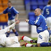 St Johnstone FC November 2005