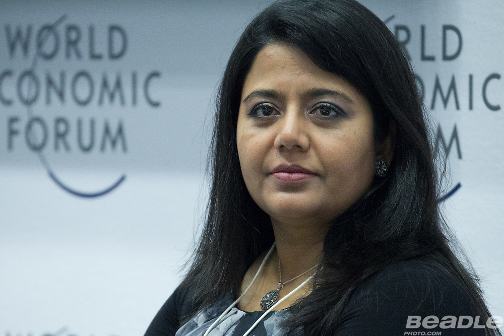 Sneha Shah, Managing Director, Africa<br /> Thomson Reuters, South Africa at the World Economic Forum on Africa 2017 in Durban, South Africa. Copyright by World Economic Forum / Greg Beadle