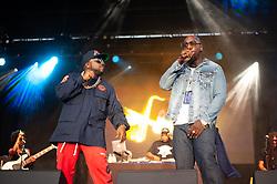 September 9, 2018 - Big Boi (Antwan AndrŽ Patton) and Sleepy Brown performing at One MusicFest in Atlanta, GA on 09 September 2018 (Credit Image: © RMV via ZUMA Press)