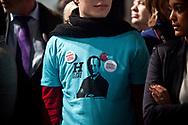 22102011. Paris. Convention d'investiture de François Hollande (PS) pour la présidentielle 2012.