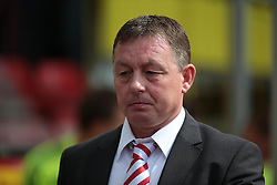 Nottingham Forest's Manager, Billy Davies   - Photo mandatory by-line: Nigel Pitts-Drake/JMP - Tel: Mobile: 07966 386802 25/08/2013 - SPORT - FOOTBALL -Vicarage Road Stadium - Watford -  Watford v Nottingham Forest - Sky Bet Championship