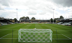 Huish Park, home of Yeovil Town - Mandatory byline: Neil Brookman/JMP - 07966386802 - 15/08/2015 - FOOTBALL - Huish Park -Yeovil,England - Yeovi Town v Bristol Rovers - Sky Bet League One