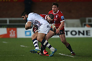 Bristol Bears Nahuel Tetaz Chaparro  during the Gallagher Premiership Rugby match between Gloucester Rugby and Bristol Rugby at the Kingsholm Stadium, Gloucester, United Kingdom on 12 February 2021.